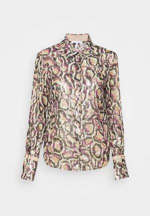 CAMICIA BLOUSE - T-shirt à manches longues - mistyc