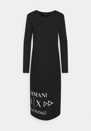 VESTITO  - Jersey dress - black