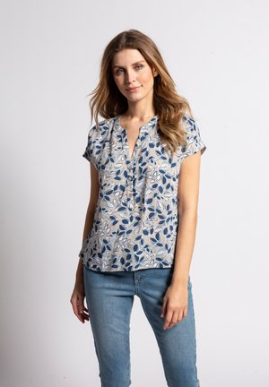 Blouse - helles taupe