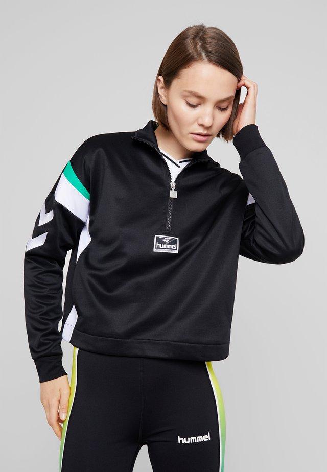 CLARA - Sweatshirt - black