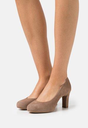 NUMIS - Classic heels - funghi