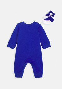 Converse - LIL CHUCK COVERALL SET UNISEX - Overal - blue - 1