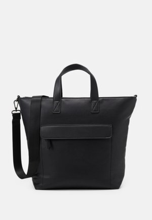 UNISEX - Tote bag - black