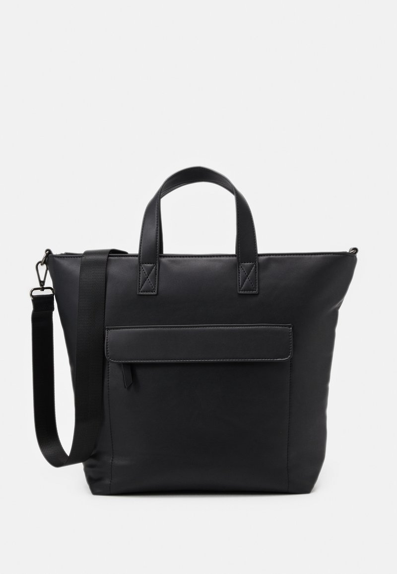 Zign - UNISEX - Tote bag - black