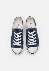 New Look - MARKED TOE CAP TOP UP - Trainers - navy - 5