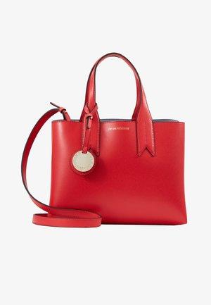 SATCHEL  - Handbag - papavero