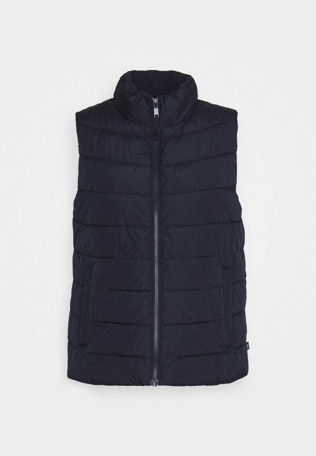PUFFER VEST - Väst - navy uniform
