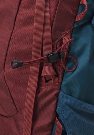 AIRCONTACT LITE 40 + 10 UNISEX - Backpack - redwood/arctic