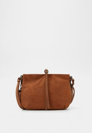EDDA - Across body bag - cognac