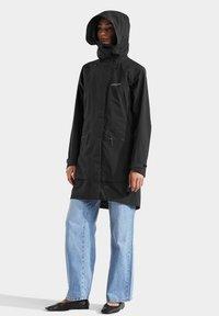 Didriksons - ILMA WNS - Winter coat - black - 4