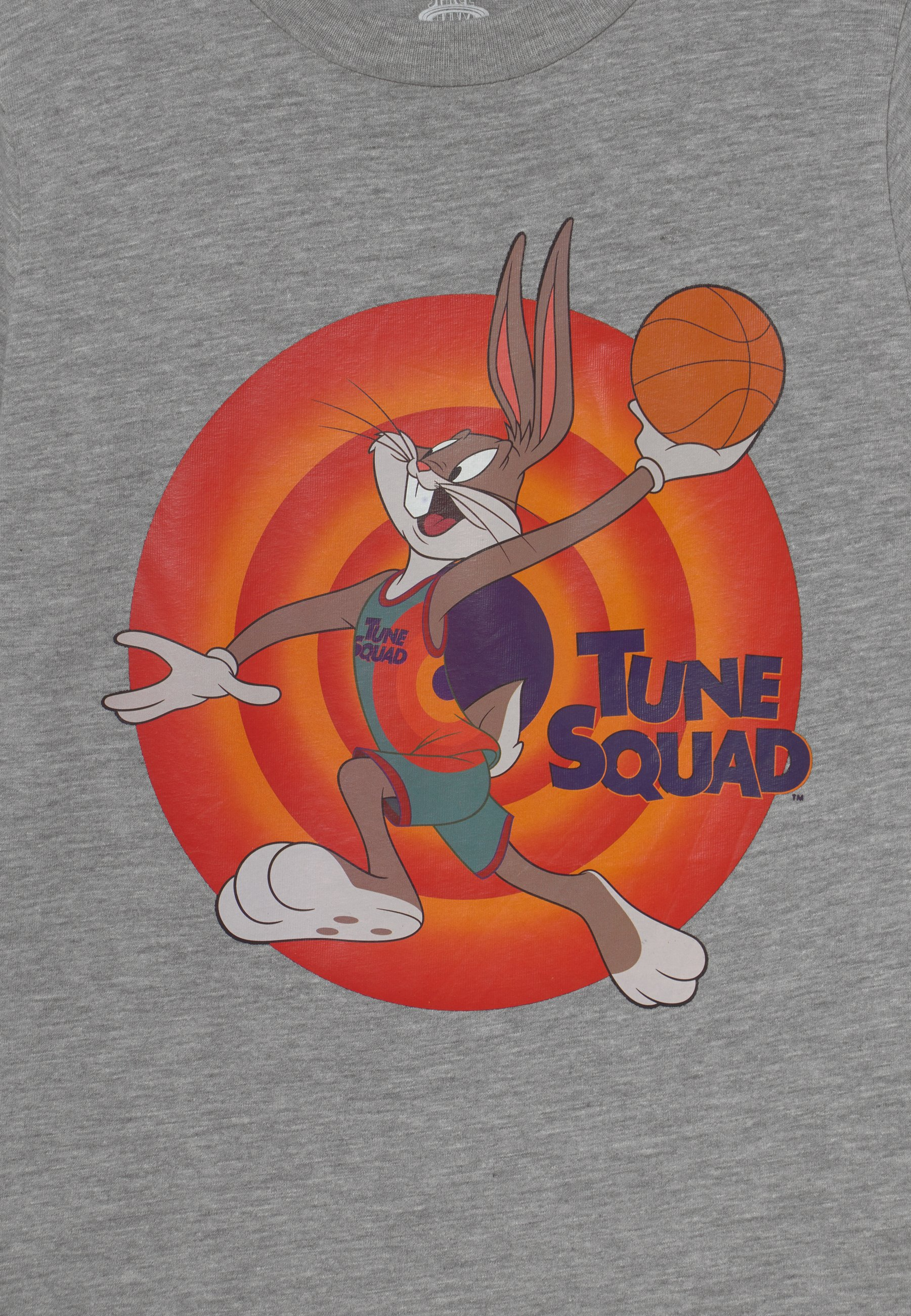 Kids SPACE JAM TUNE SQUAD NAME NUMBER TEE BUGS BUNNY UNISEX - Print T-shirt