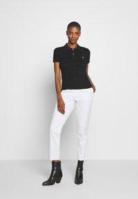 Polo Ralph Lauren - SHORT SLEEVE - Polo shirt - black - 1