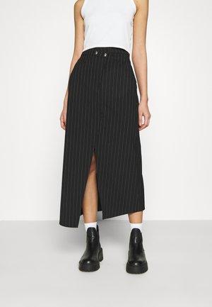 ROSETTA  - Pencil skirt - black