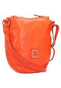 Campomaggi - Across body bag - orange - 1