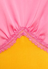 Never Fully Dressed - LINDOS DRESS - Vestito lungo - orange - 2