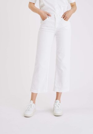 Straight leg jeans - weiß