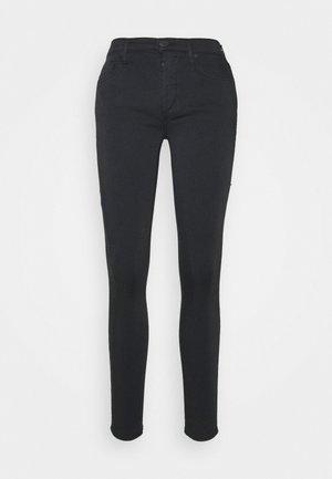 HALLE SATEEN  - Jeans Skinny Fit - black