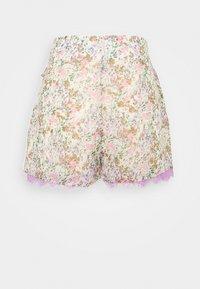 Lost Ink Petite - FLORAL PRINTED - Shorts - multi - 1