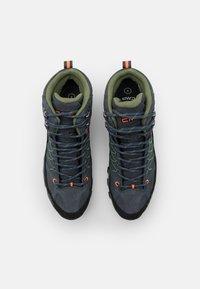 CMP - RIGEL MID TREKKING SHOES WP - Chaussures de marche - antracite/torba - 3