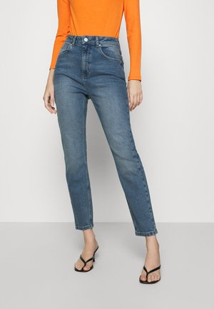 MOM  - Jeans fuselé - mid blue