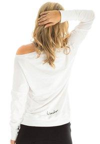Winshape - LONGSLEEVE - Sweatshirt - weiß - 2
