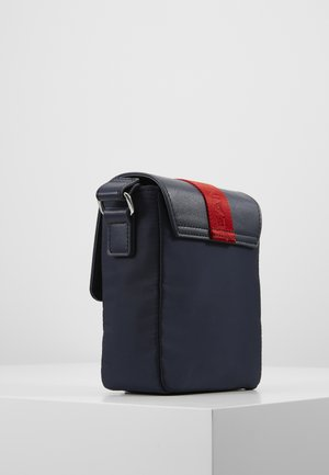 MODERN TWIST CROSSOVER - Across body bag - blue