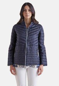 Elena Mirò - Light jacket - blu - 0