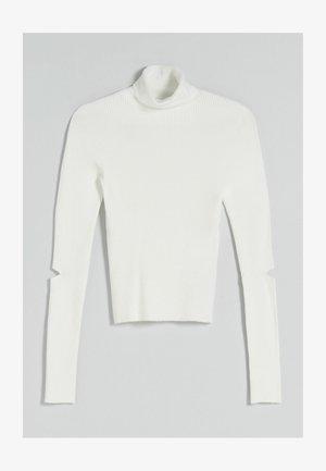MIT ELLBOGENÖFFNUNG  - Vesta - white