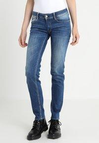 Le Temps Des Cerises - PULP - Slim fit jeans - blue - 0