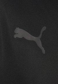 Puma - TEAMFLASH - T-shirt print - black - 2