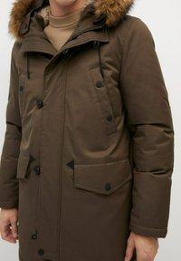 Mango - Winter coat - kaki - 3