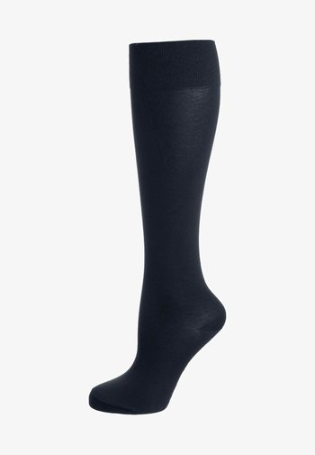 COTTON TOUCH - Knee high socks - black