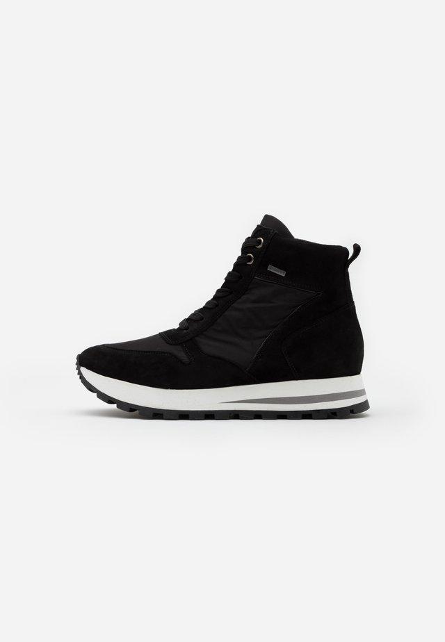 DAGIE - Sneakers hoog - black