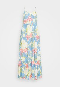 Vila - VIMESA STRAP DRESS - Maxi dress - cashmere blue - 4