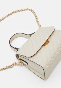 ALDO - KIBARA - Handbag - bone/light gold - 3