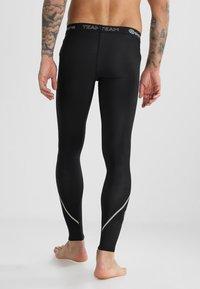 Skins - DNAMIC TEAM LONG - Leggings - black - 4