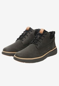 Timberland - CROSS MARK PT CHUKKA - Sneakersy niskie - dark green - 2