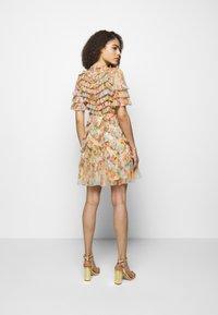 Needle & Thread - SUNSET GARDEN MINI DRESS - Robe de soirée - multicolor - 2