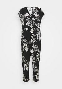 ONLY Carmakoma - CARLUXINA - Jumpsuit - black - 0