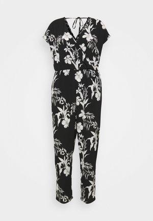 CARLUXINA - Jumpsuit - black