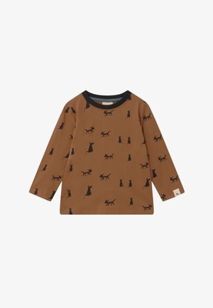 CATS DOGS - Long sleeved top - honey