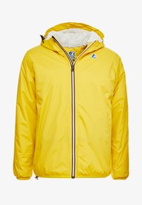 K-Way - UNISEX CLAUDE ORESETTO - Light jacket - yellow mustard