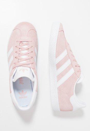 GAZELLE  - Trainers - ice pink/footwear white/gold metallic