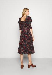 Diane von Furstenberg - NORA DRESS - Day dress - medium black - 2
