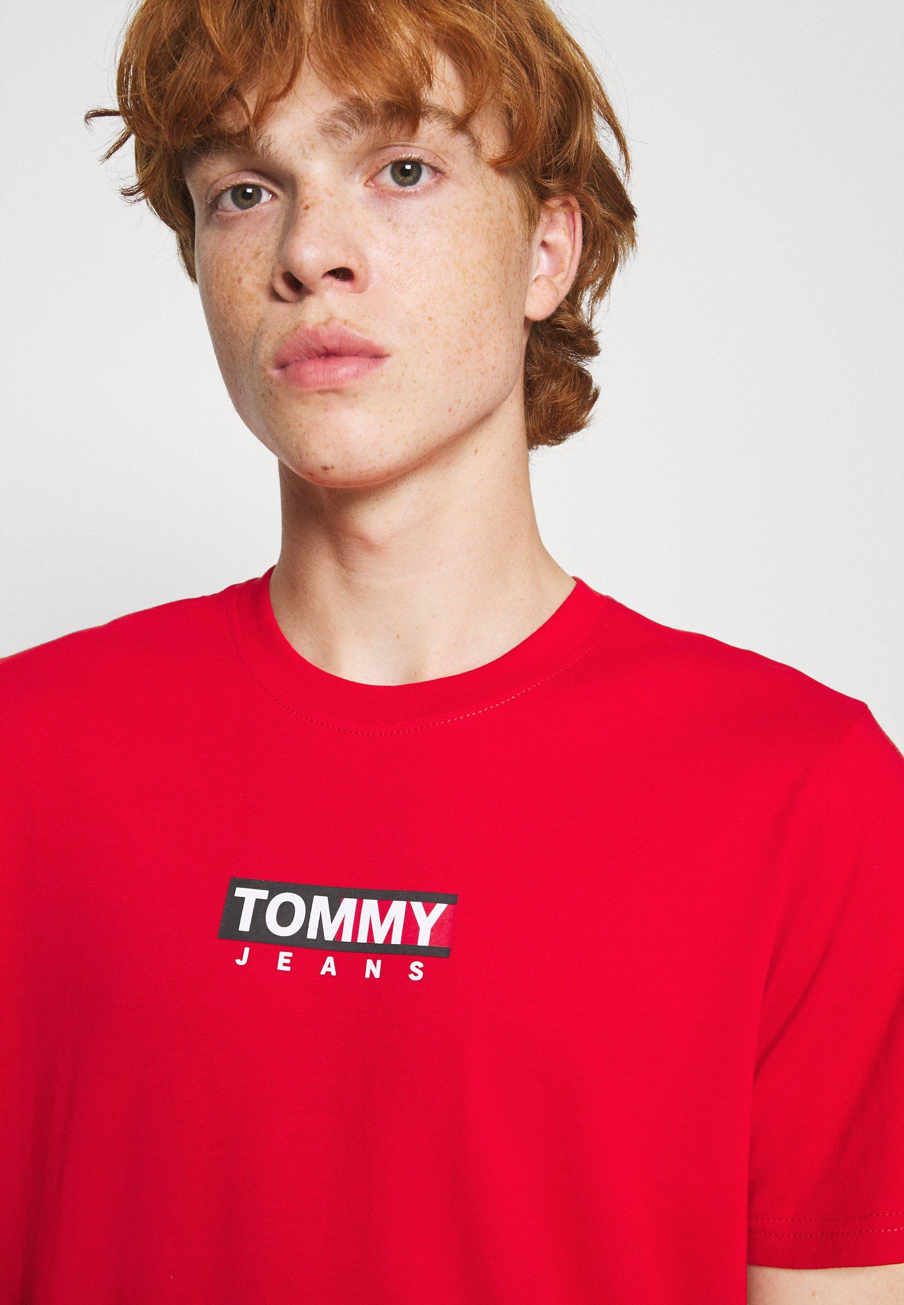 Men ENTRY TEE - Print T-shirt