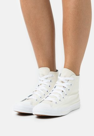 CHUCK TAYLOR ALL STAR - Zapatillas altas - egret/white/rush blue
