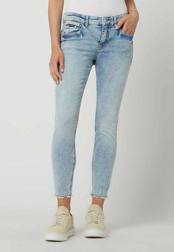 MIT STRETCH-ANTEIL - Jeans Skinny Fit - bleu