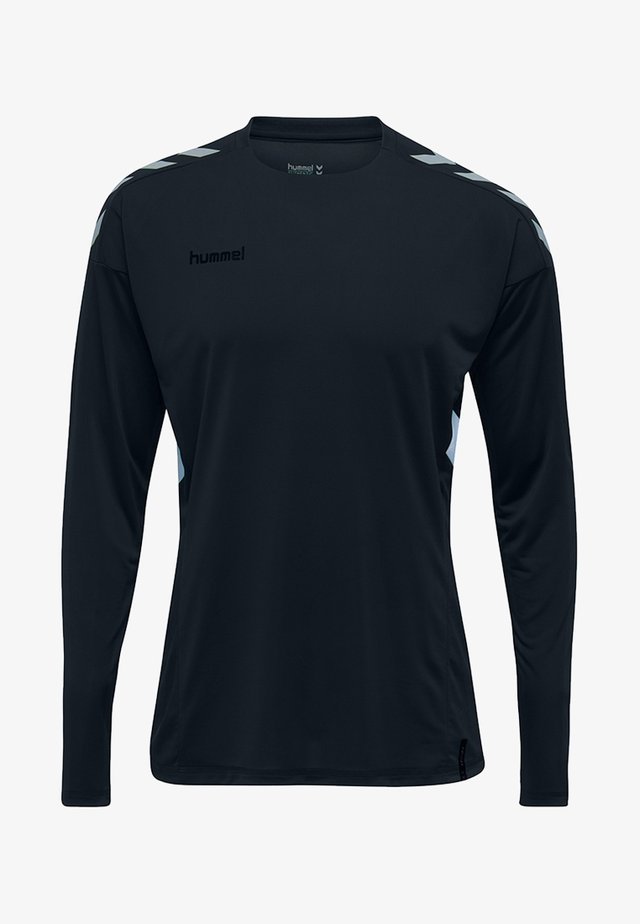 TECH MOVE - Sports shirt - black