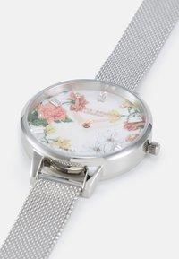 Olivia Burton - SPARKLE FLORAL - Watch - silver-coloured - 3