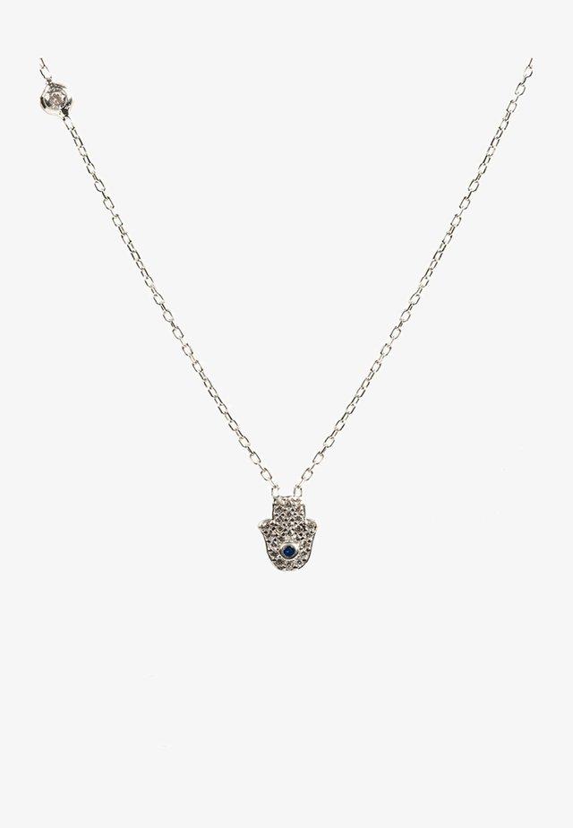 Collier - silver coloured